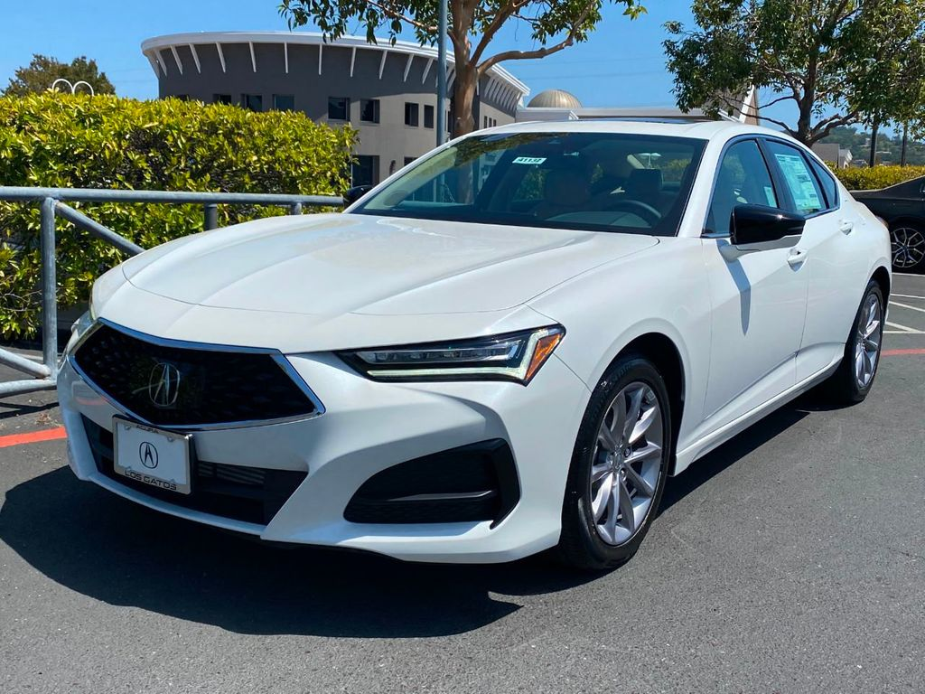 2021 Acura TLX FWD - 20718556 - 3