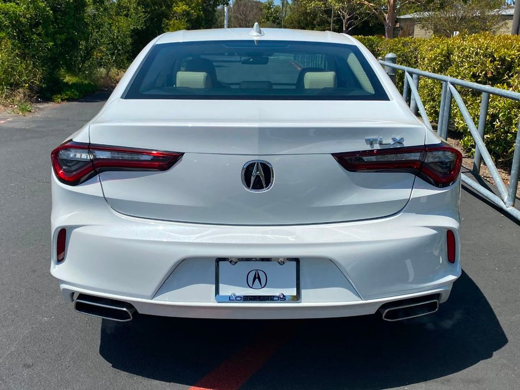 2021 Acura TLX FWD - 20718556 - 8