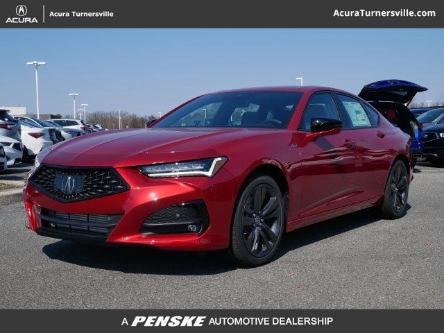 2021 Acura TLX FWD w/A-Spec Package - 20630341 - 0