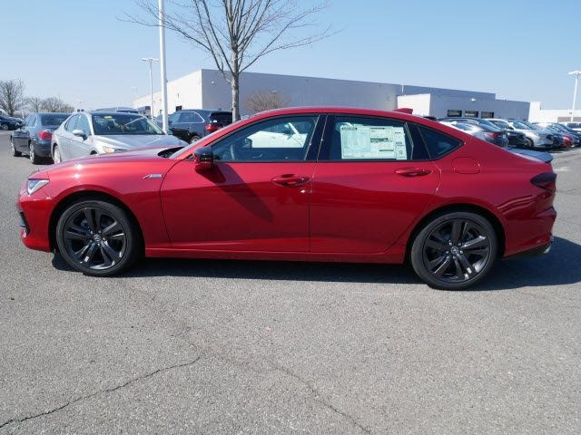 2021 Acura TLX FWD w/A-Spec Package - 20630341 - 3
