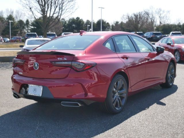 2021 Acura TLX FWD w/A-Spec Package - 20630341 - 5