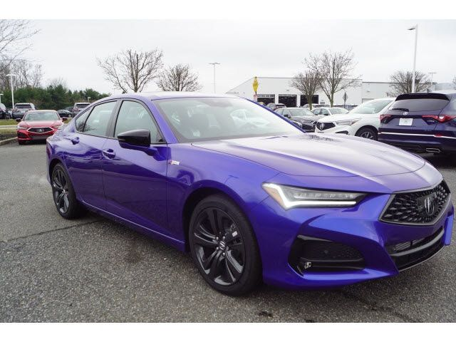 2021 Acura TLX FWD w/A-Spec Package - 20656622 - 4