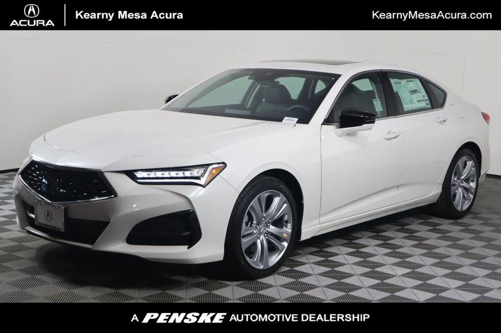 2021 Acura TLX FWD w/Technology Package - 20543564 - 0