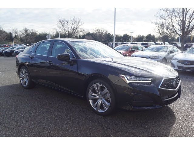 2021 Acura TLX FWD w/Technology Package - 20506702 - 1