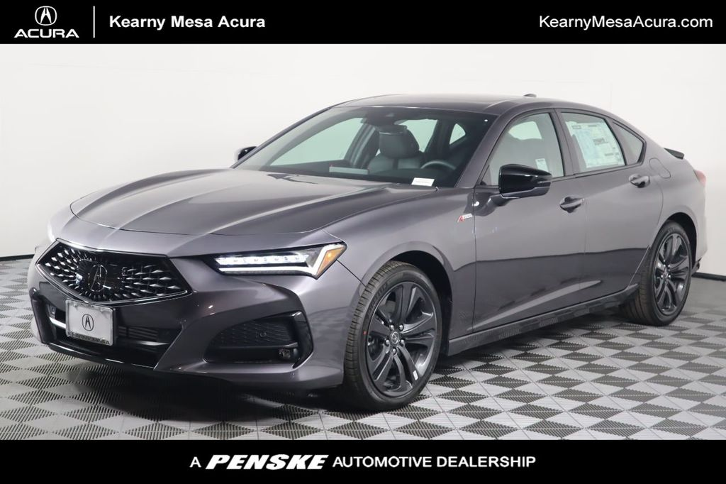 New 2021 Acura Tlx Sh Awd W A Spec Package For Sale In San Diego California 68012 Penskecars Com