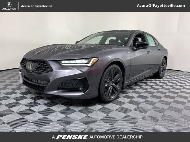 2021 Acura TLX SH-AWD w/A-Spec Package - 20549347 - 0
