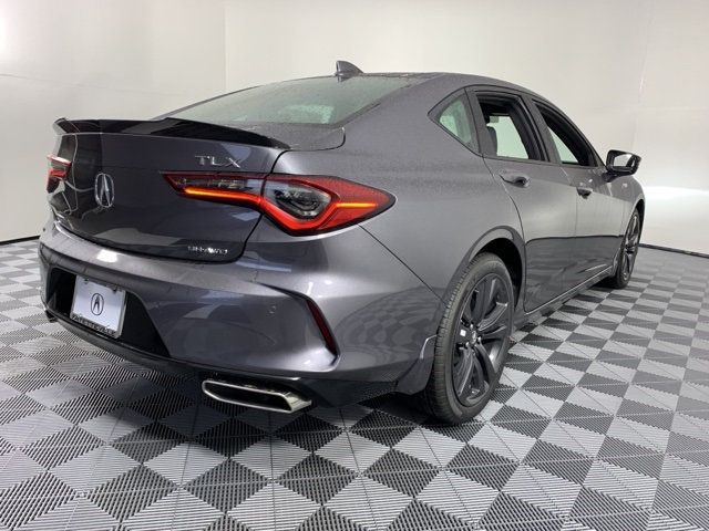 2021 Acura TLX SH-AWD w/A-Spec Package - 20549347 - 4