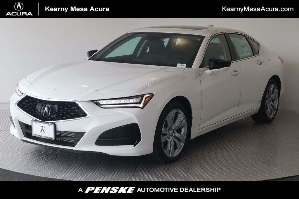 2021 Acura TLX SH-AWD w/Technology Package - 20404305 - 0