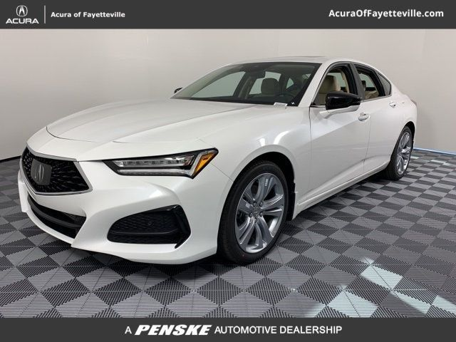 2021 Acura TLX SH-AWD w/Technology Package - 20506300 - 0