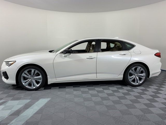 2021 Acura TLX SH-AWD w/Technology Package - 20506300 - 1