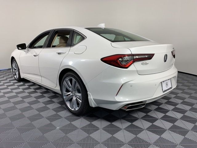 2021 Acura TLX SH-AWD w/Technology Package - 20506300 - 2