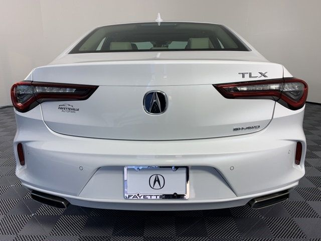 2021 Acura TLX SH-AWD w/Technology Package - 20506300 - 3