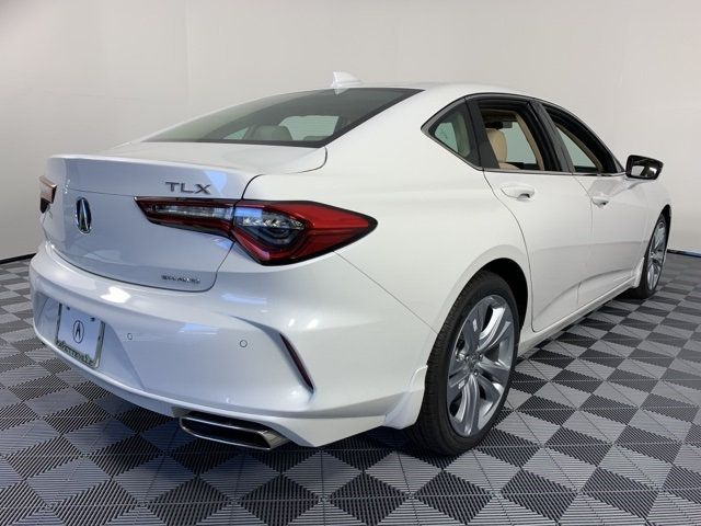 2021 Acura TLX SH-AWD w/Technology Package - 20506300 - 4