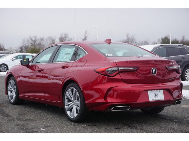 2021 Acura TLX SH-AWD w/Technology Package - 20399852 - 1