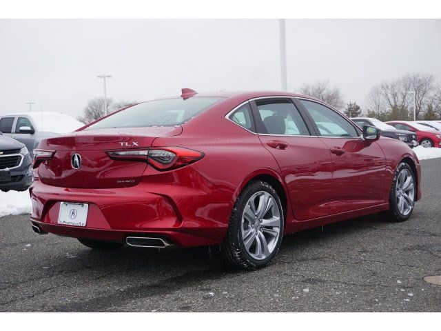 2021 Acura TLX SH-AWD w/Technology Package - 20399852 - 2