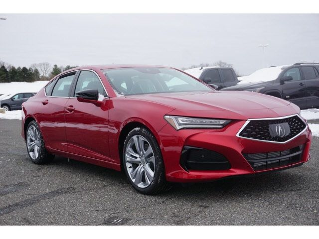 2021 Acura TLX SH-AWD w/Technology Package - 20399852 - 3