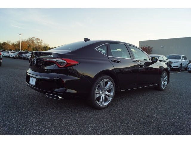 2021 Acura TLX SH-AWD w/Technology Package - 20425889 - 2