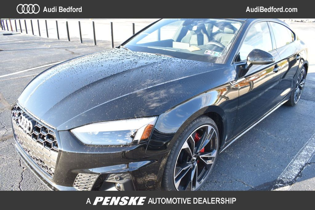 New 2021 Audi S5 Sportback Premium Plus 3 0 Tfsi Quattro For Sale In Bedford Ohio 21871 Penskecars Com