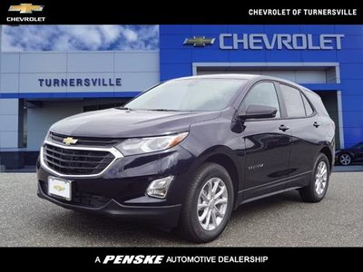 2021 New Chevrolet Equinox Fwd 4dr Ls W 1ls At Turnersville Automall Serving South Jersey Nj Iid 20684873