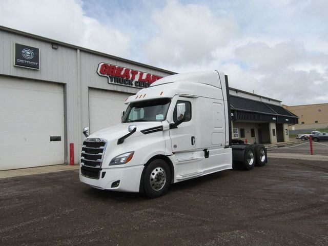 2021 New Freightliner Cascadia Detroit 5 0 At Mansfield Freightliner Oh Iid 19986424
