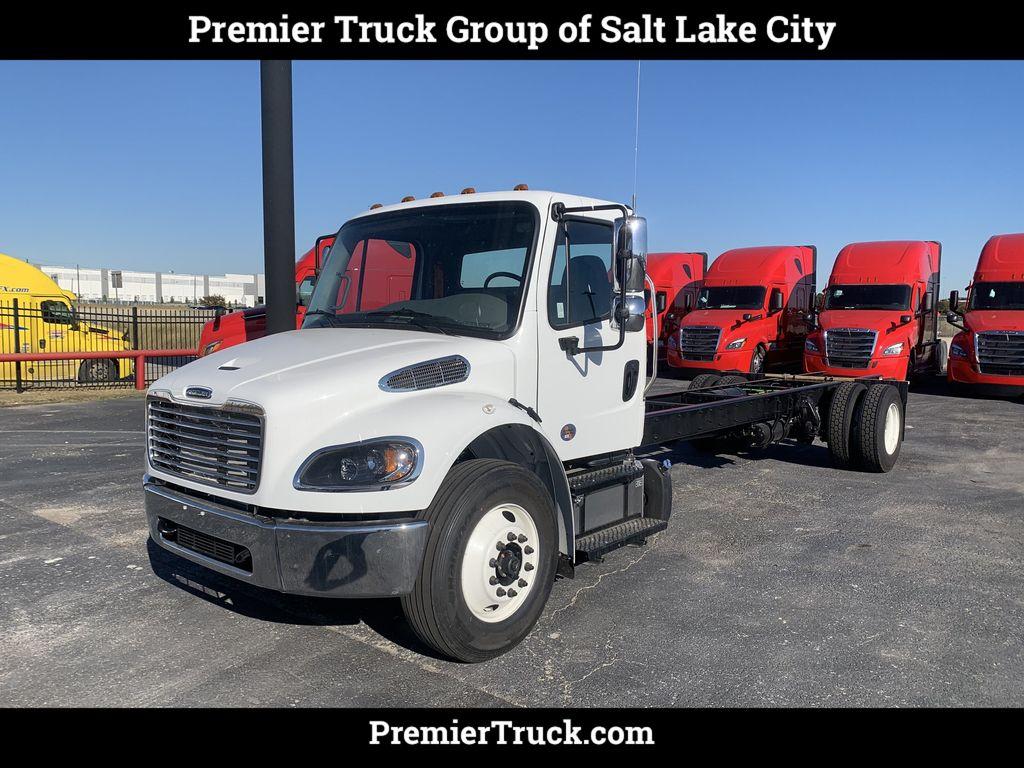 New 2021 Freightliner M2 106 M2106 For Sale Salt Lake City Ut