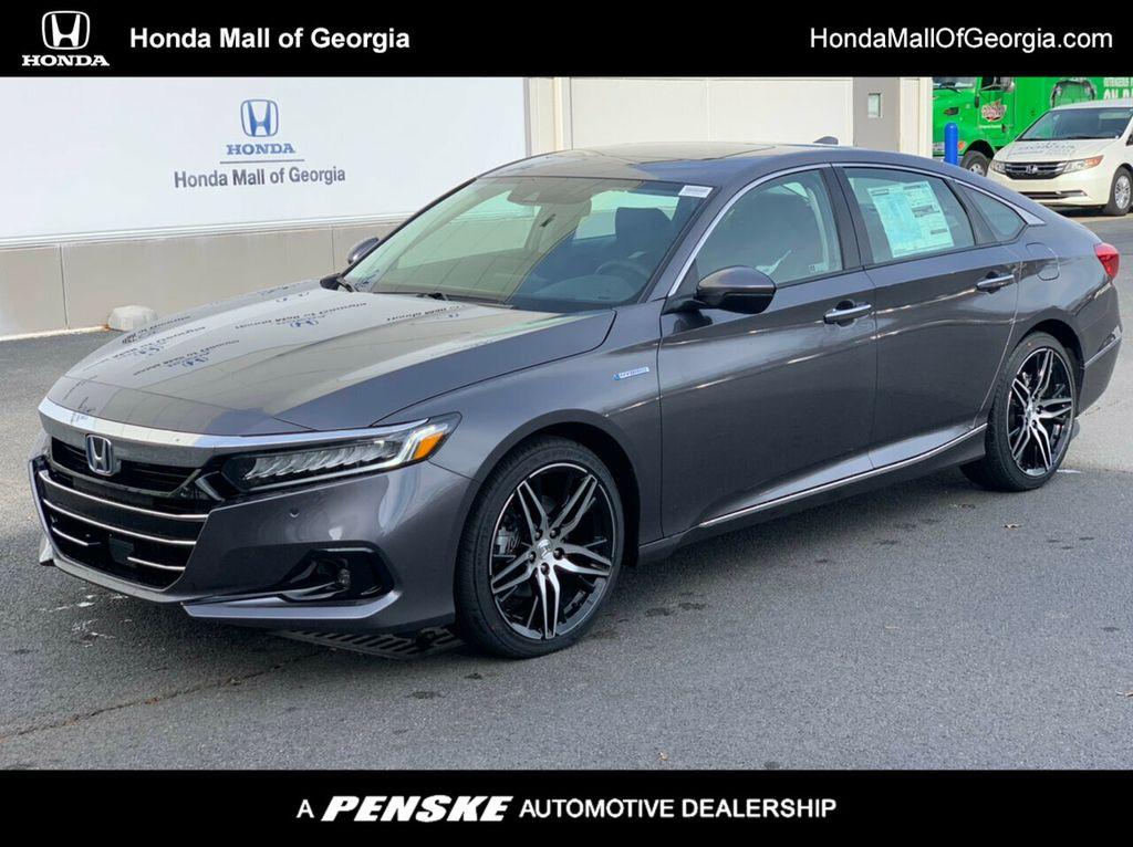 2021 New Honda Accord Hybrid Touring Sedan At Penske Atlanta Ga Iid 20656299