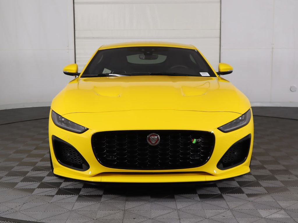 2021 New Jaguar F-TYPE Coupe Automatic R AWD at ...