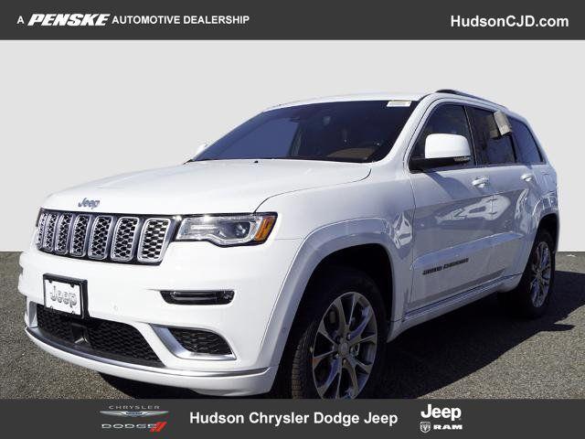 New 2021 Jeep Grand Cherokee Summit 4x4 For Sale Jersey City Nj