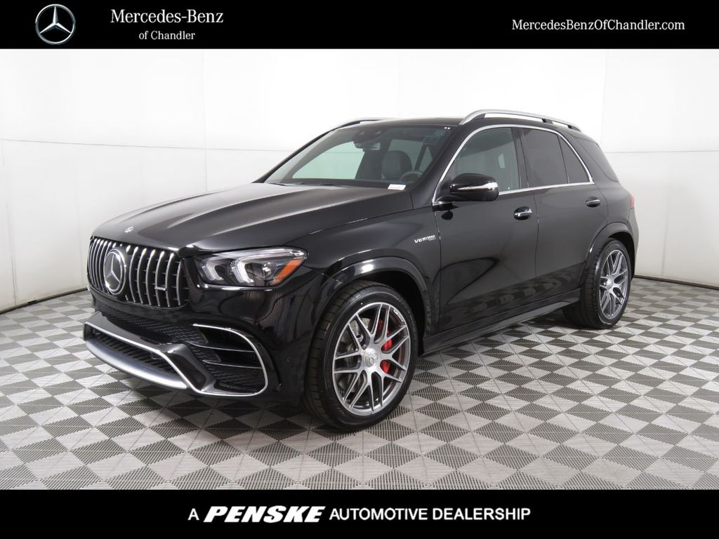 New 2021 Mercedes Benz Gle Amg Gle 63 S 4matic Suv For Sale In Chandler Arizona 114183 Penskecars Com