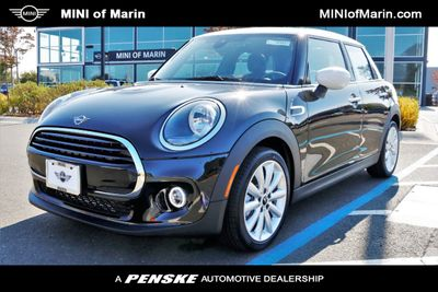 New Mini Cooper Hardtop 4 Door At Mini Of Marin Serving Corte
