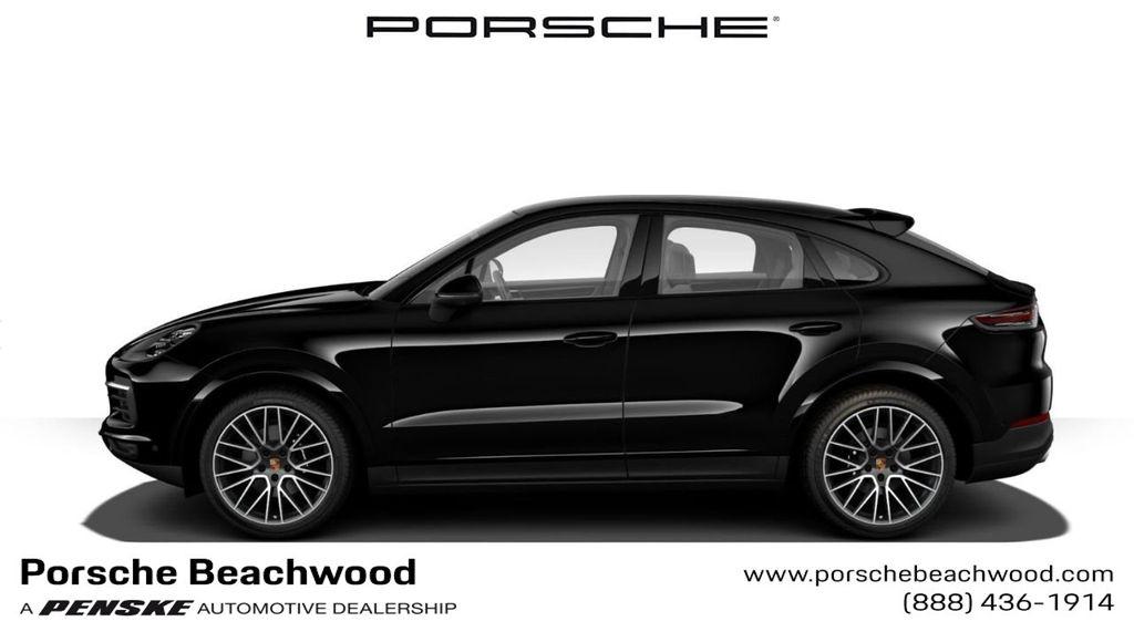 2021 New Porsche Cayenne Coupe At Porsche Beachwood Serving Cleveland Oh Iid 20211142