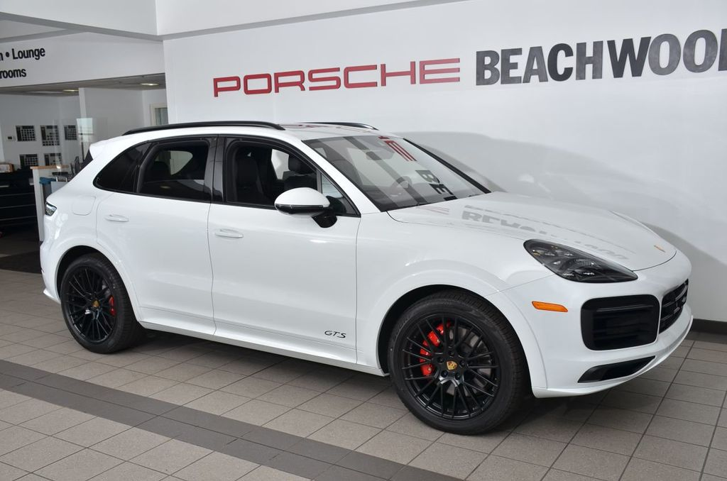 2021 New Porsche Cayenne Gts Awd At Penske Cleveland Serving All Of Northeast Oh Iid 20404906