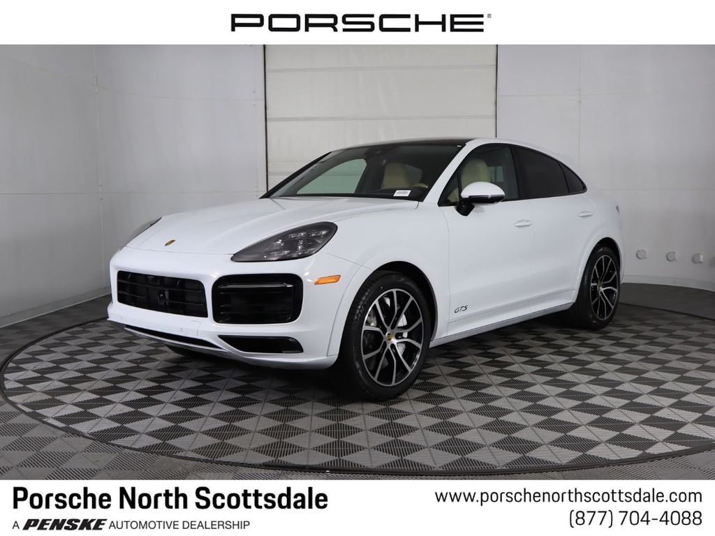 New 2021 Porsche Cayenne Gts Coupe Awd For Sale In Phoenix Arizona P11205 Penskecars Com