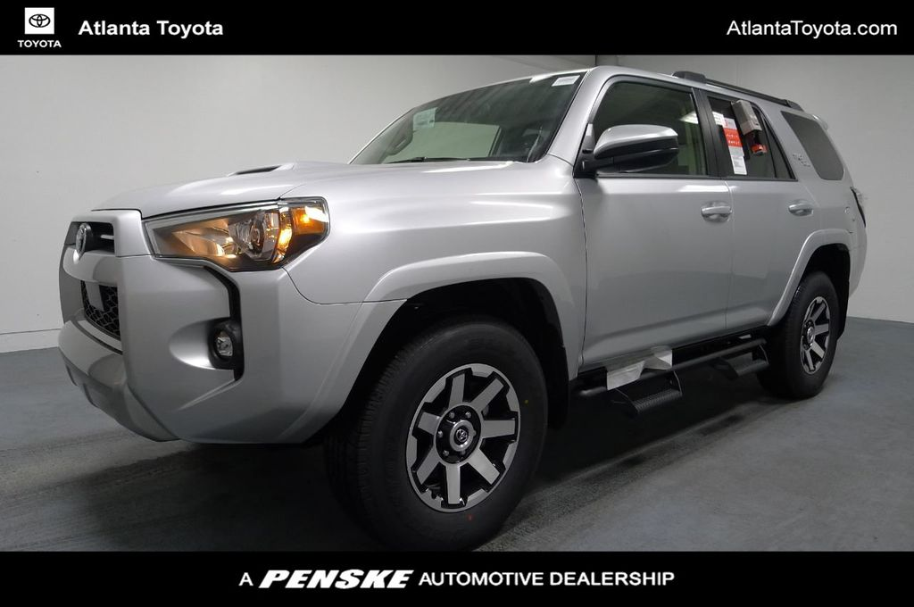 2021 New Toyota 4runner Trd Off Road 4wd At Penske Atlanta Ga Iid 20534400