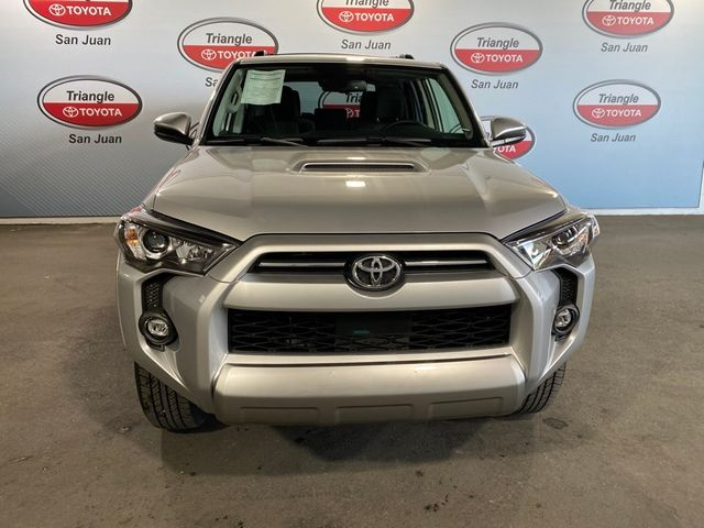 2021 Toyota 4Runner TRD Off Road 4WD - 20732017 - 1
