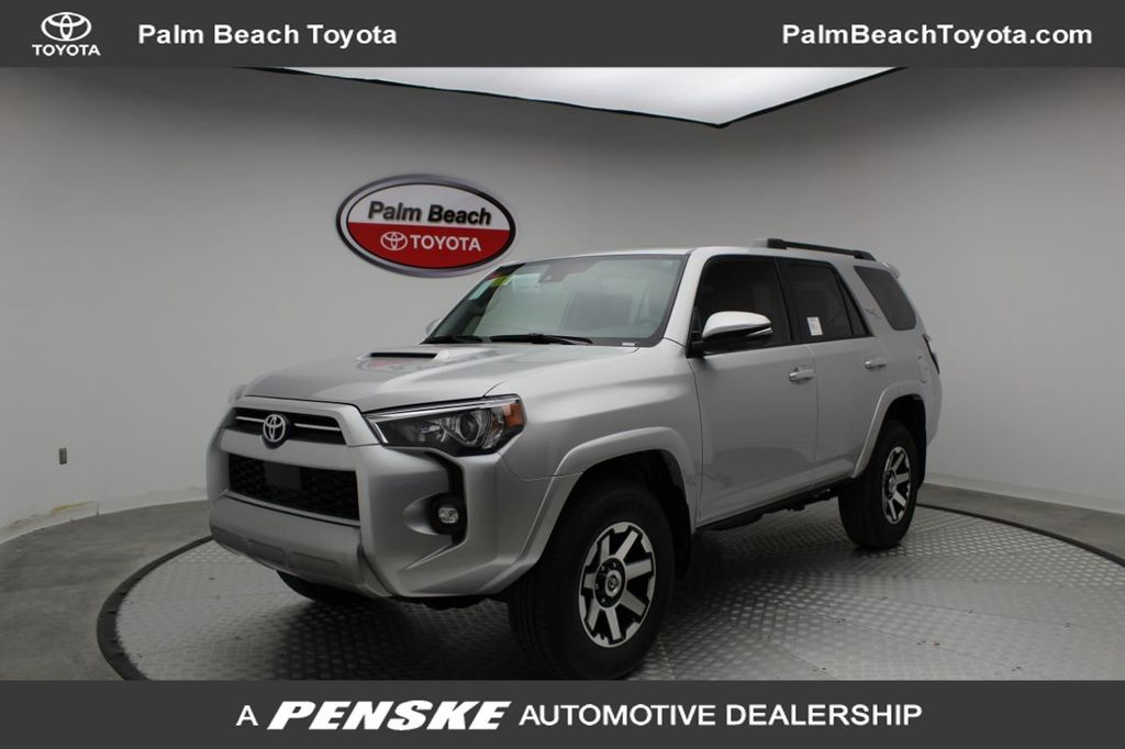 New 2021 Toyota 4runner Trd Off Road Premium 4wd For Sale In West Palm Beach Florida M5846813 Penskecars Com