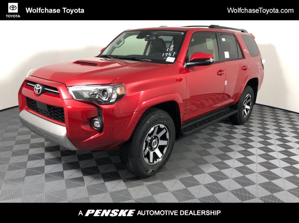 New 2021 Toyota 4runner Trd Off Road Premium 4wd For Sale In Cordova Tennessee M5861413 Penskecars Com