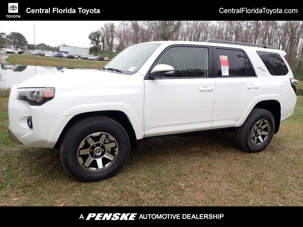 New 2021 Toyota 4runner Trd Off Road Premium 4wd For Sale In Orlando Florida M5888098 Penskecars Com