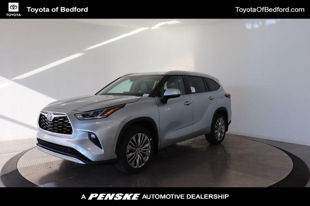 2021 New Toyota Highlander Hybrid Platinum Awd At Penske Cleveland Serving All Of Northeast Oh Iid 20400967