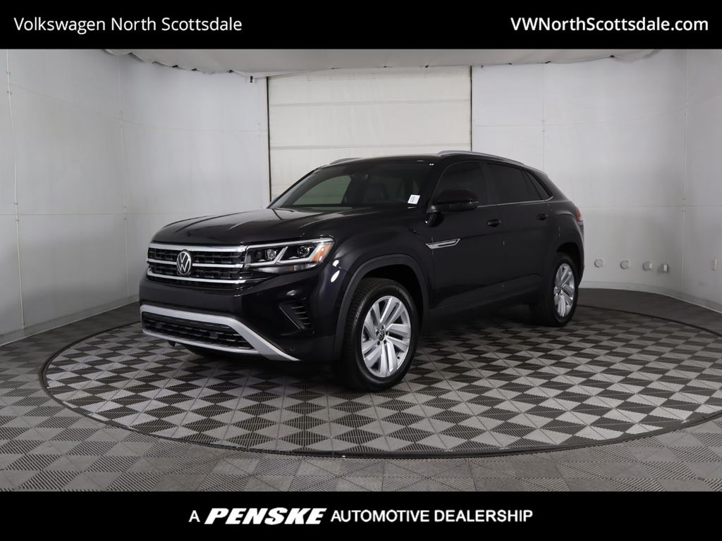2021 Volkswagen Atlas Cross Sport 2.0T SE w/Technology FWD - 20673640 - 0