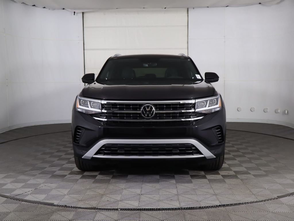2021 Volkswagen Atlas Cross Sport 2.0T SE w/Technology FWD - 20673640 - 1