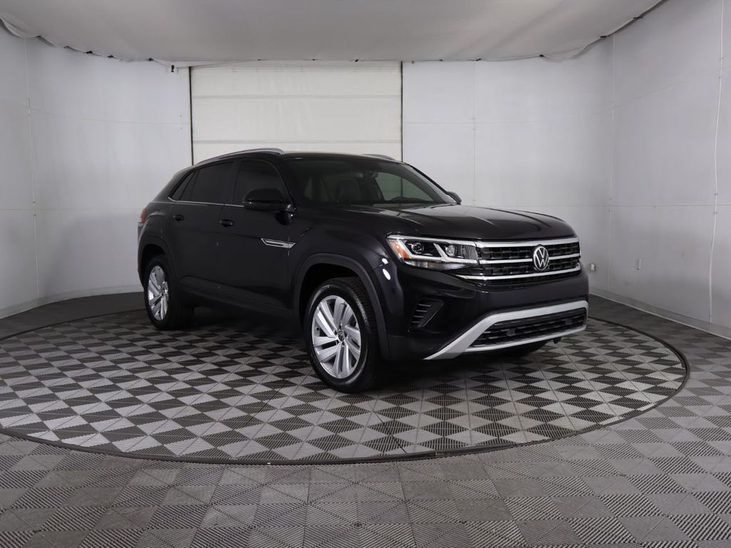 2021 Volkswagen Atlas Cross Sport 2.0T SE w/Technology FWD - 20673640 - 2