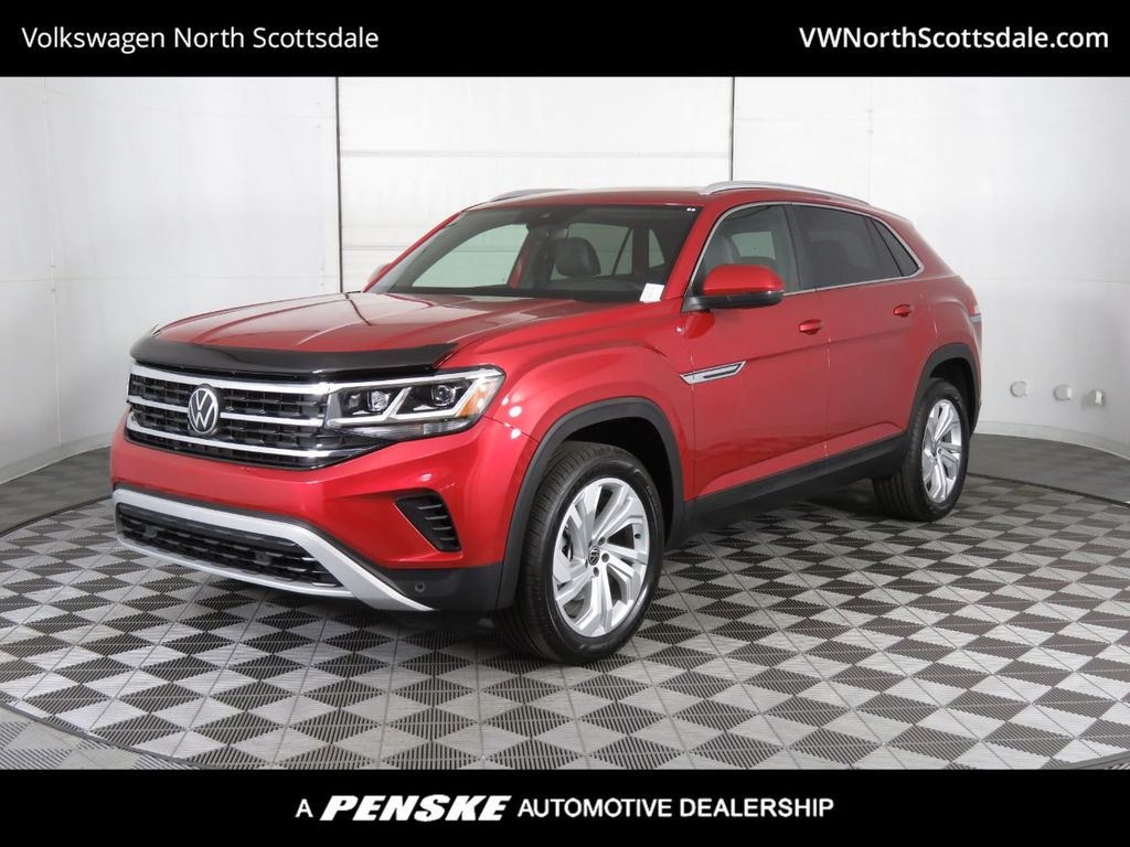 2021 Volkswagen Atlas Cross Sport 3.6L V6 SEL 4MOTION - 20702938 - 0
