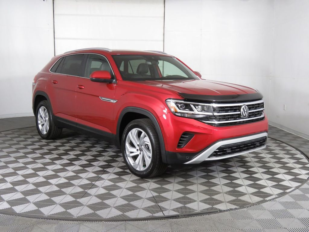 2021 Volkswagen Atlas Cross Sport 3.6L V6 SEL 4MOTION - 20702938 - 2