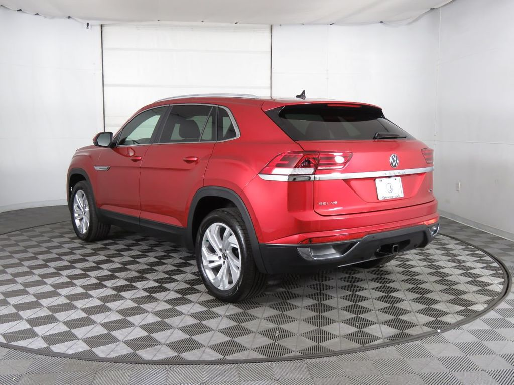 2021 Volkswagen Atlas Cross Sport 3.6L V6 SEL 4MOTION - 20702938 - 6