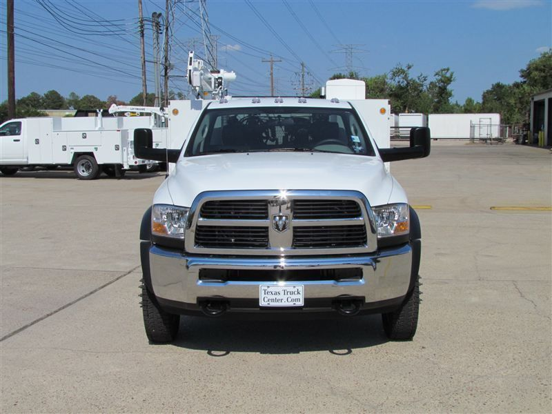 Used Dodge Ram 5500 Service Truck at Texas Truck Center