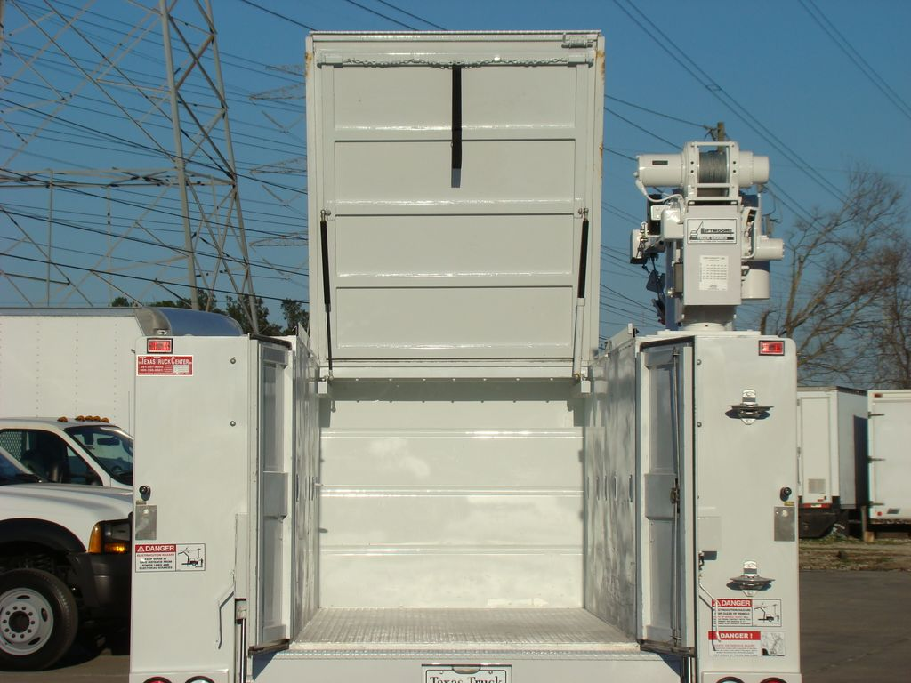 Used Service Body - C-Tec at Texas Truck Center Serving Houston, TX