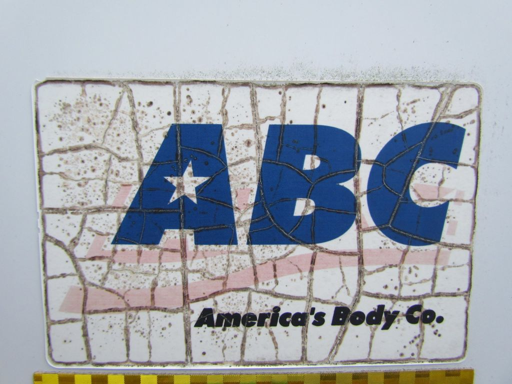 0 Van Body American Body Co.  - 16271647 - 8