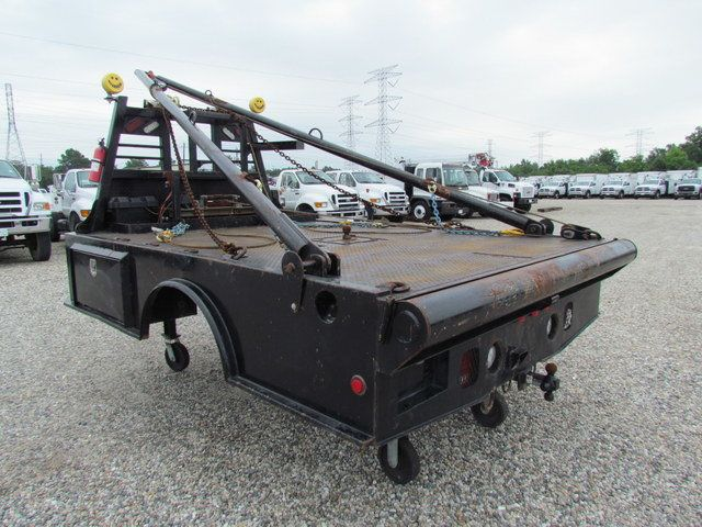 0 Winch Bed Steel Floor  - 15093096 - 0