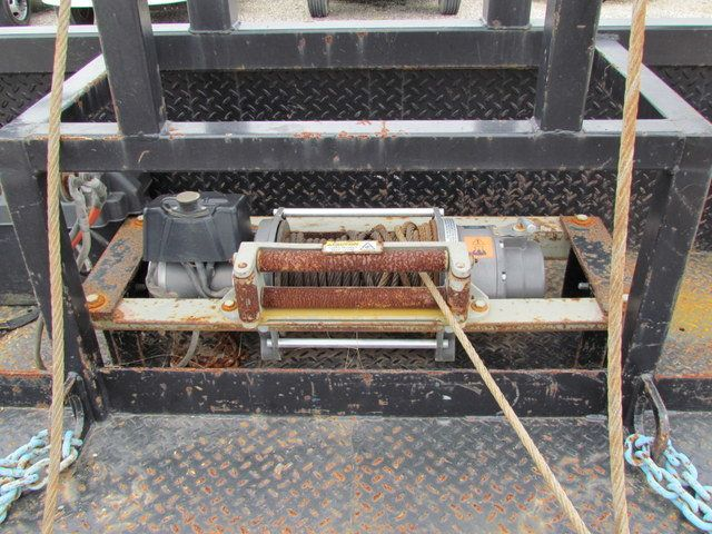 0 Winch Bed Steel Floor  - 15093096 - 10